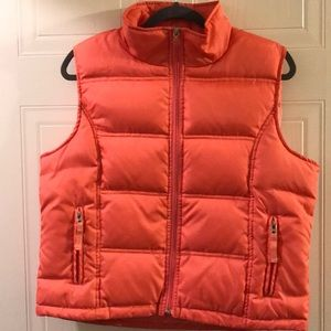 Ladies Down-Filled Puffer Vest